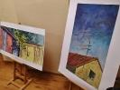 Wernisa� wystawy prac Agnieszki Hoja.