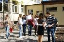 Szkolny happening 27.04.2012
