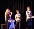 Laureaci konkursu z j�zyka angielskiego.