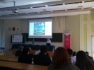 Agata Olejnik - najlepszy referat o ochronie �rodowiska na P�.