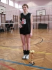 Agnieszka Matysik - najlepsza siatkarka turnieju ( MVP )