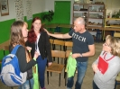 Spotkanie z absolwentem I LO Wojciechem Kowalskim.