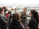 Wycieczka uczni�w I LO do Pary�a i Brukseli.