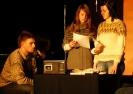 Przedstawienie w Miejskim O�rodku Kultury przygotowane przez uczni�w I  LO.