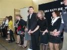Zako�czenie roku klas maturalnych 2008