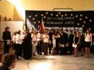 Zako�czenie roku klas maturalnych 2009