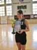 MVP turnieju - kapitan dru�yny Karina Marczy�ska.