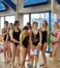 Mistrzowska drużyna I LO w sztafetach pływackich._2